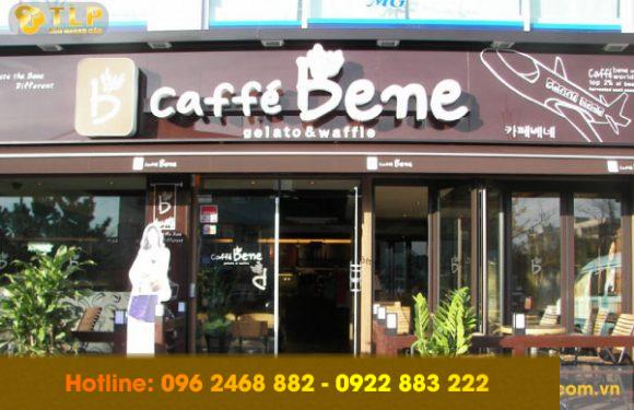 Mẫu biển quảng cáo quán cafe hot nhất hiện nay