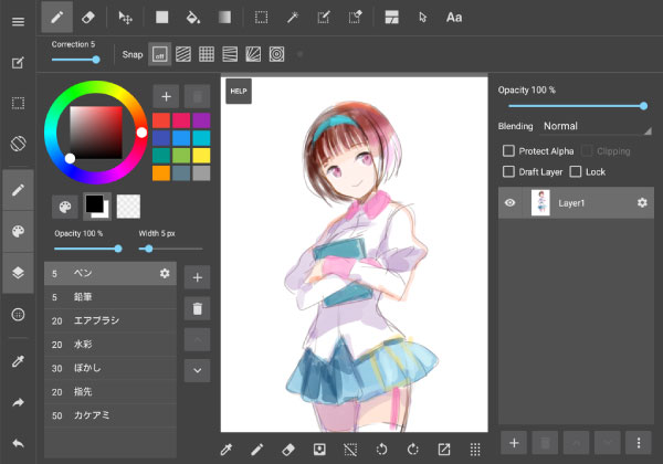 phan-mem-ve-truyen-tranh-MediBang-Paint-Pro