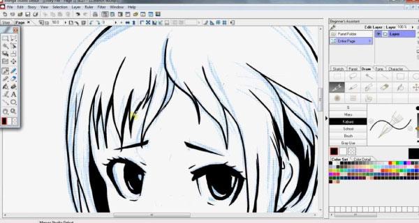phan-mem-ve-truyen-tranh-manga-studio-debut