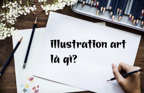illustration art là gì? 17 phong cách illustration art phổ biến trên thế giới