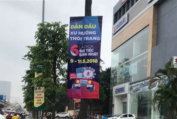 banner duong pho