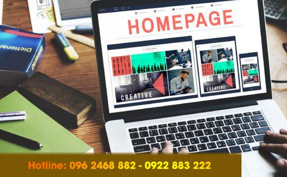 Home page là gì? Tác dụng của Homepage trong việc quảng cáo