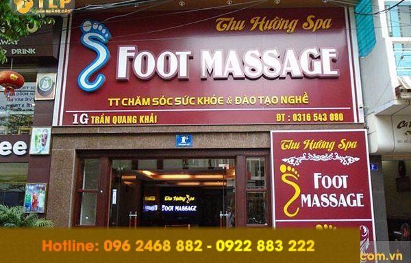 29+ mẫu biển quảng cáo massage ấn tượng nhất