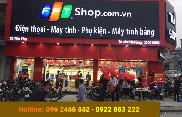 99 mẫu biển quảng cáo cửa hàng máy tính sang trọng nhất