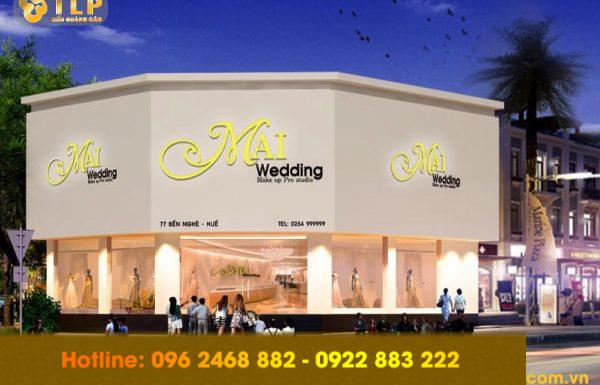 39+ mẫu biển quảng cáo viện áo cưới nhìn là muốn cưới ngay
