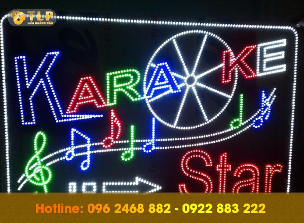 bien-led-vay-karaoke-dep
